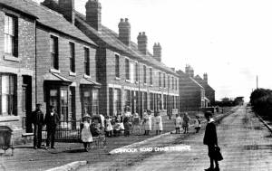 CANNOCK ROAD CHASE TERRACE