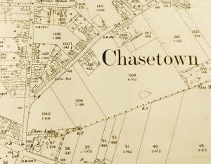 CHASETOWN MAP