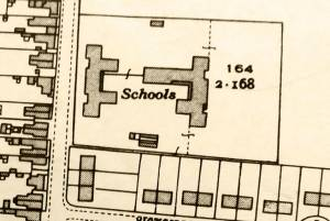 CHASE TERRACE PRIMARY SCHOOL MAP