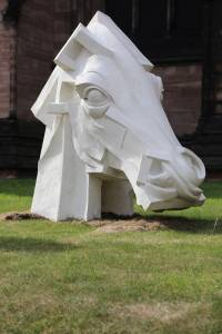 Peter Walker Sculptor And Artist Lichfield Cathedral