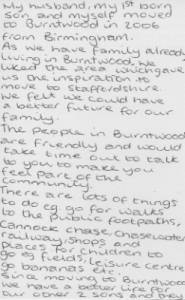 Timecapsule Burntwood Postcard 51