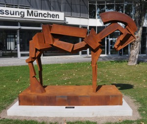 constructing the horse - peter walker 1
